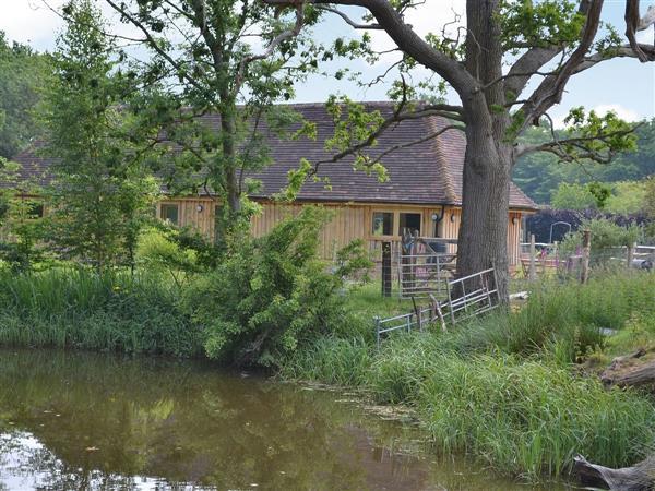 The Longbarn Huntbourne in Kent