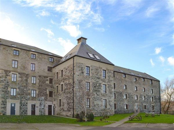 The Maltings in Northumberland