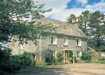 The Manor House in Gwynedd