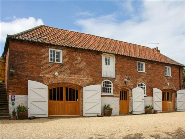 The Manor House Stables - The Bothy in Lincolnshire