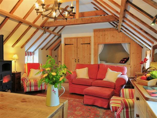 The Manor House Stables - The Hayloft in Lincolnshire