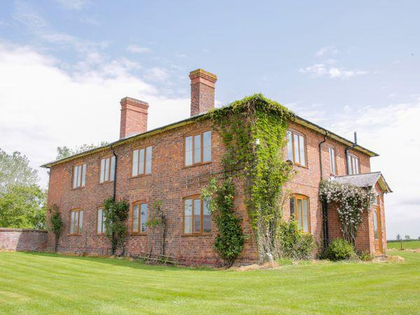 The Manor House at Kenwick Lodge in Shropshire