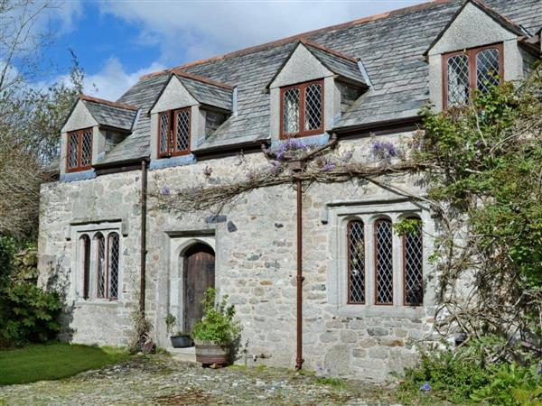 The Manor Wing in Cornwall