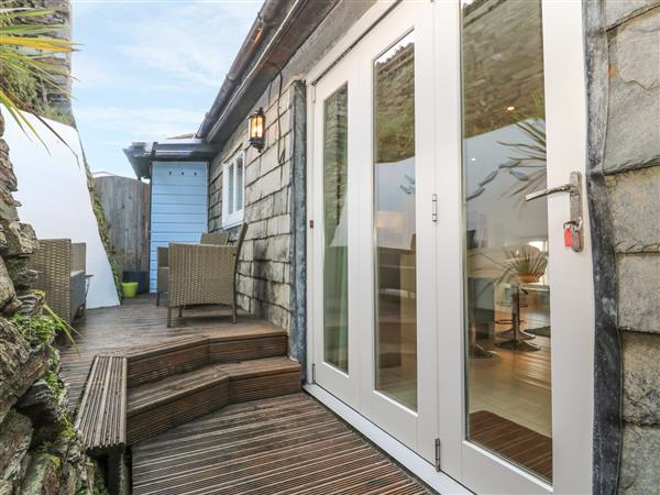 The Mermaid Loft from Sykes Holiday Cottages