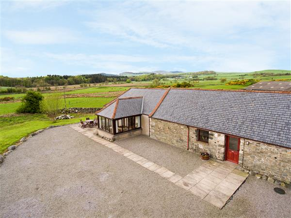 The Middle Byre in Kirkcudbrightshire