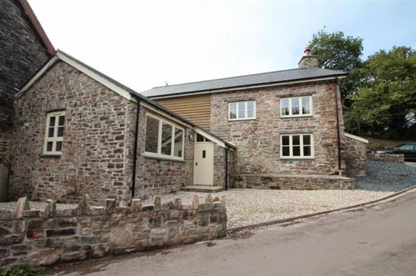 The Mill House in Bampton, Devon