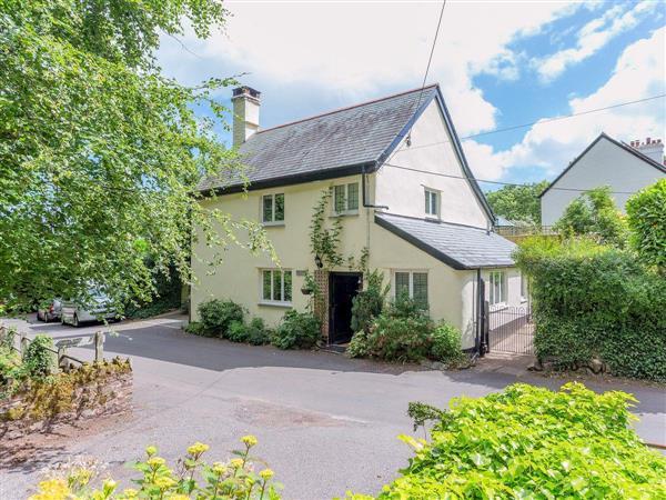 The Mill House in Porlock, near Minehead, Somerset