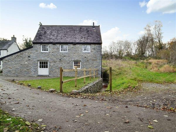 The Mill in Tregaron, Dyfed