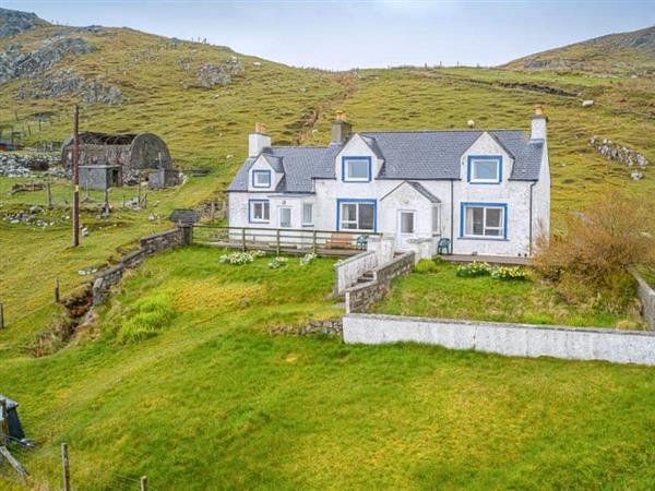 The Nicolson House, Lemreway, Outer Hebrides, Isle Of Lewis