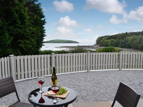 The Nook At Balcary in Kirkcudbrightshire