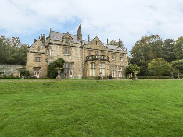 The North Wing at Sandhoe Hall in Northumberland