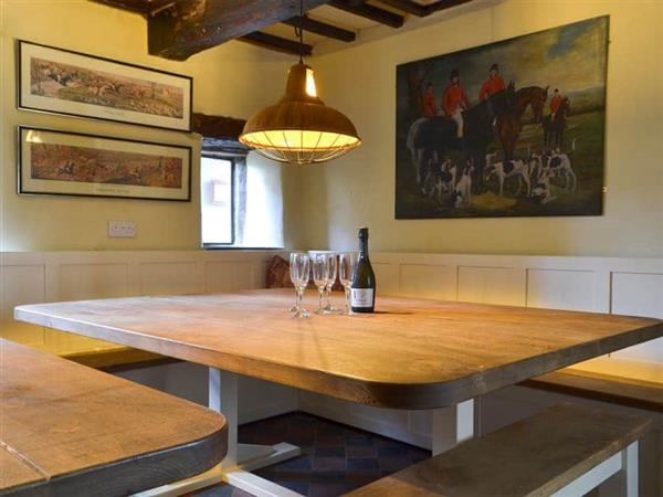 The Old Angel in Derbyshire