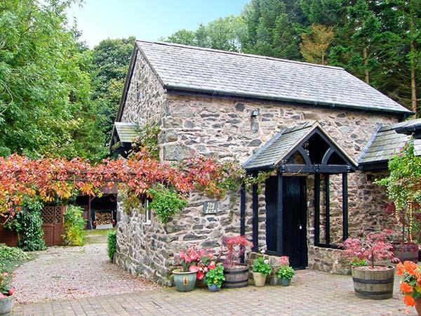 The Old Barn in Denbighshire