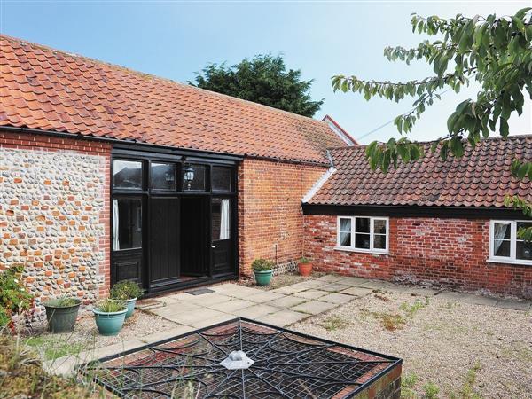 The Old Barn in Norfolk