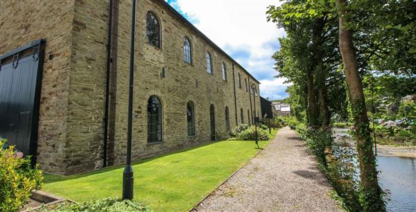 The Old Carriage Works in Cornwall