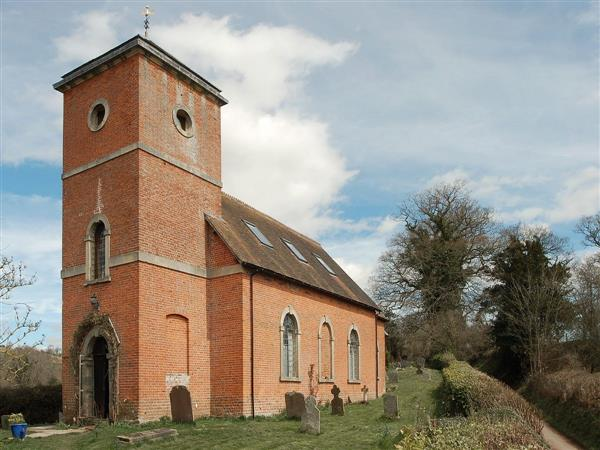The Old Church in Shropshire