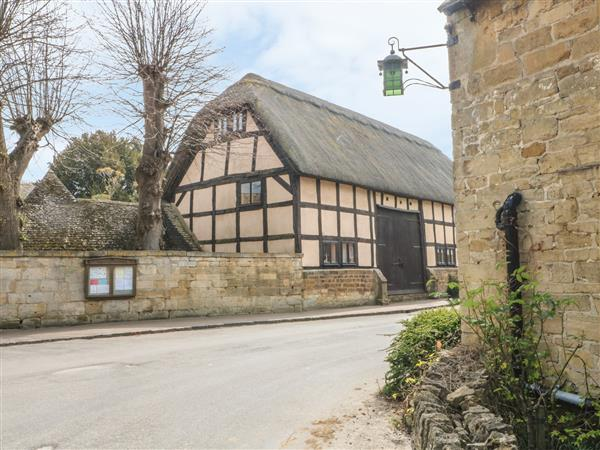 The Old Cider Press in Gloucestershire