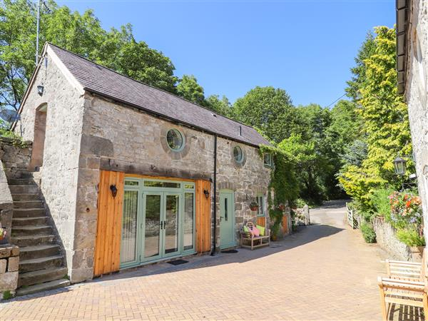 The Old Coach House in Denbighshire