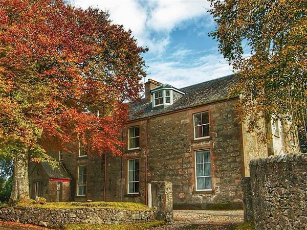 The Old Convent - Apartment 1 in Fort Augustus, near Fort William, Inverness-Shire