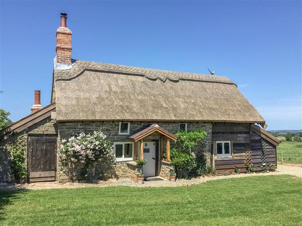 The Old Cottage in Shropshire