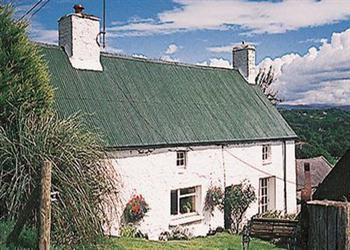 The Old Farmhouse in Dyfed