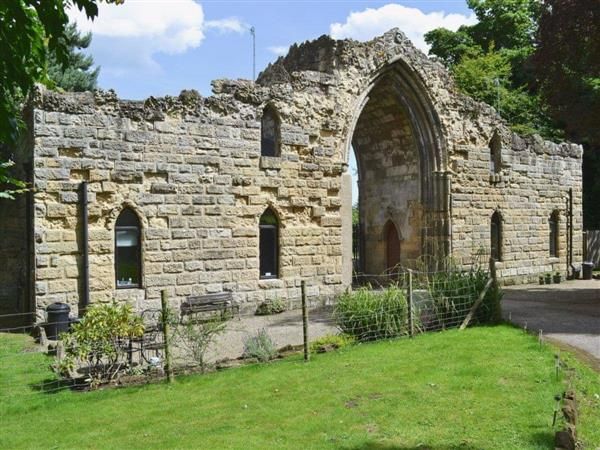 The Old Folly in North Yorkshire