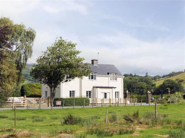 The Old Gatehouse in Gwynedd