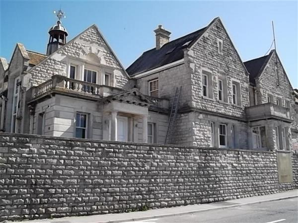 The Old Portland Courthouse in Dorset