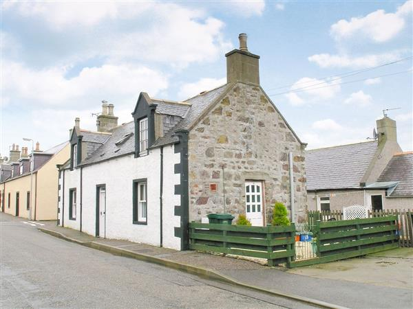 The Old Post Office in Banffshire