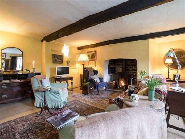 The Old Priory Cottage in Somerset
