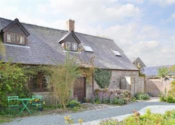The Old Rectory Cottage in Shropshire