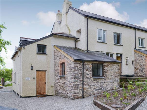 The Old Rectory Holiday Cottages - Rose Cottage in Jacobstow, near Crackington Haven, Cornwall