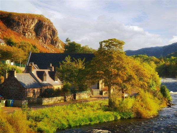 The Old Smiddy in Poolewe, near Gairloch, Ross-Shire