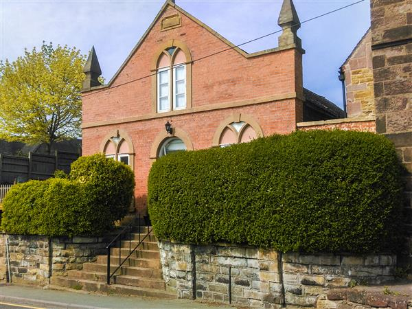 The Old Temperance Hall in Staffordshire