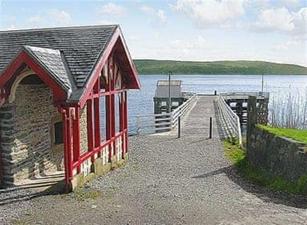 The Old Ticket Office, Argyll