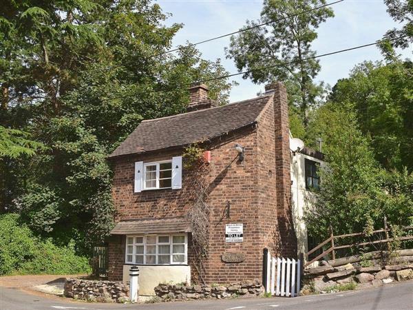 The Old Toll House, Coalport, near Ironbridge