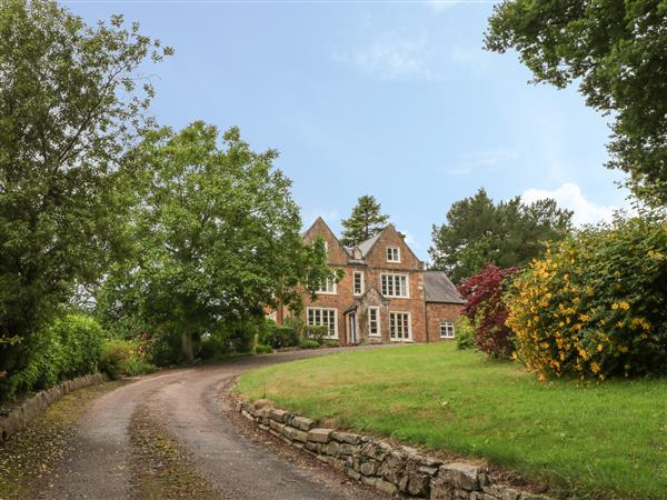 The Old Vicarage from Sykes Holiday Cottages