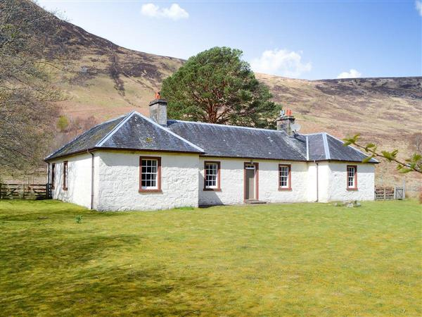 The Old West Manse in Ross-Shire