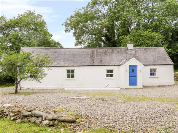 The Old White Cottage in Wicklow
