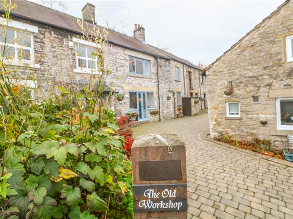 The Old Workshop from Sykes Holiday Cottages