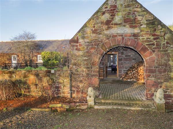 The Orangery in Aberdeenshire