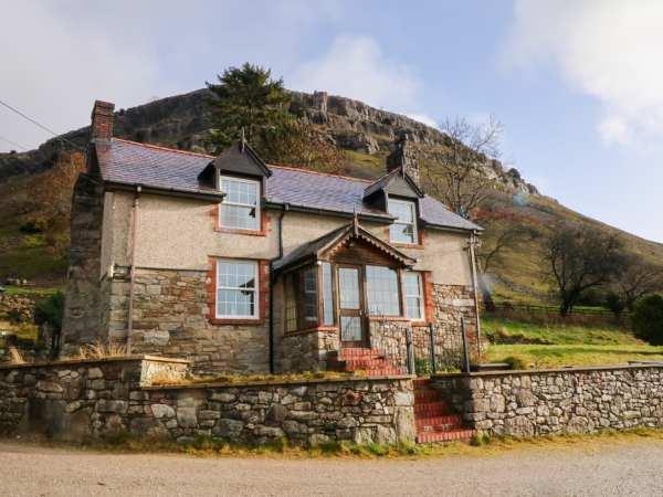 The Panorama Farmhouse in Denbighshire