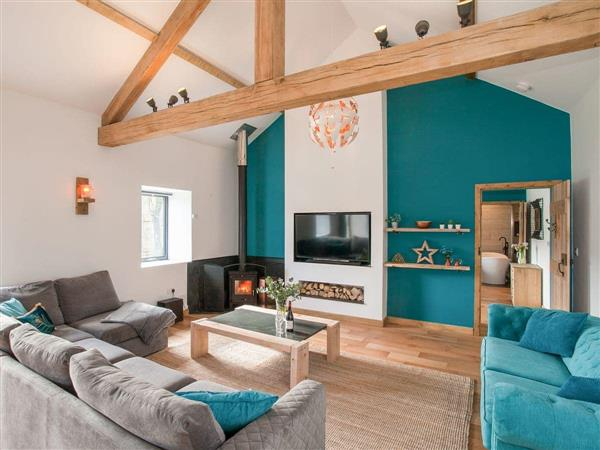 The Pendre Longbarn from Cottages 4 You