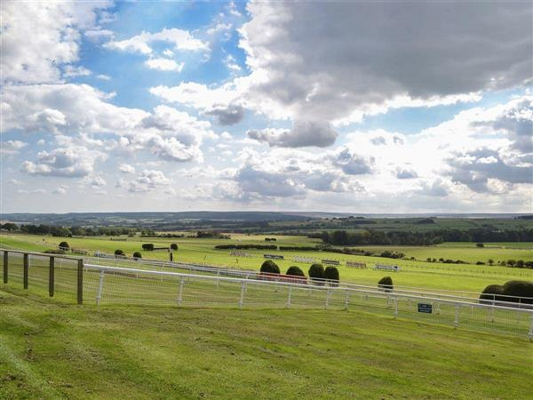 The Racecourse Lodge in Northumberland