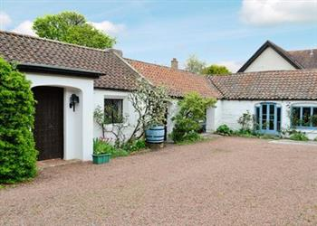 The Retreat Cottage in East Lothian