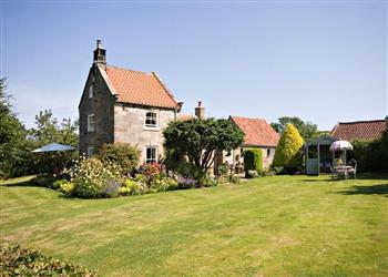 Cottage Sandsend in North Yorkshire