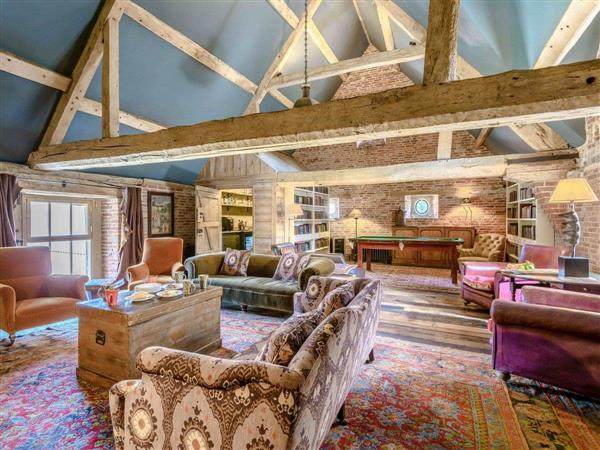 The Riding House in Dorset