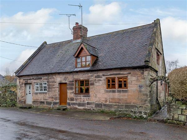 The Rock Cottage in Staffordshire