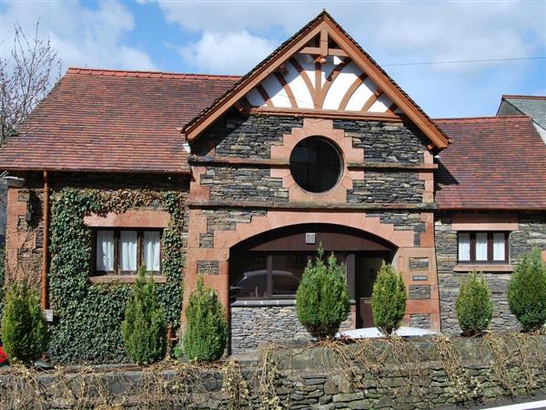 The Round Window in Cumbria