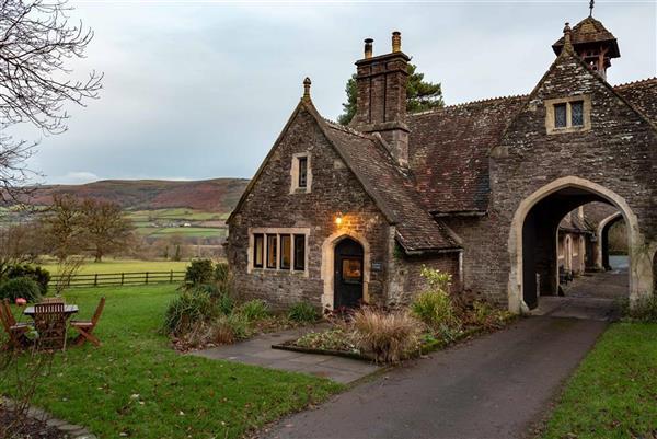 The Saddlery Cottage in Bwlch, Powys